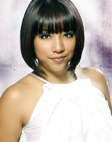 Short Bob With Bangs With Layers Pictures : Fashion Gallery