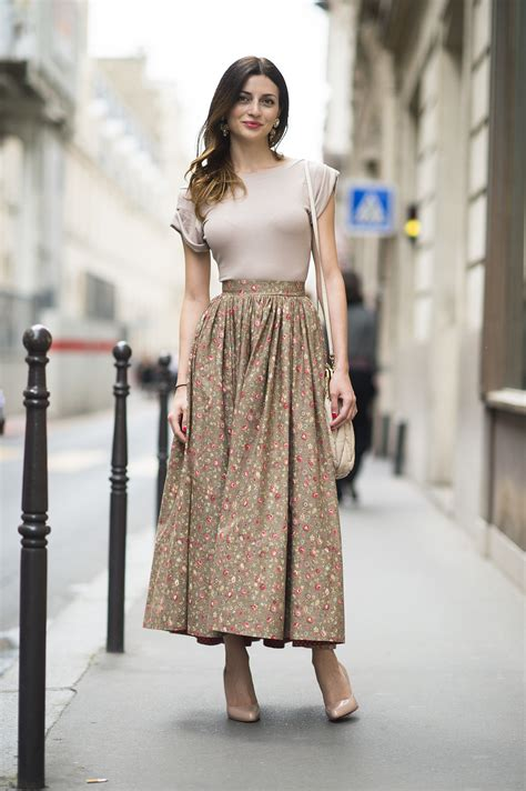 Are Long Skirts Still In Style For 2013 | hairstylegalleries.com