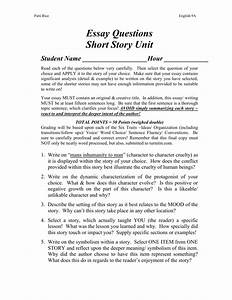 Essay English Spm  Thesis Statement For Analytical Essay also Apa Format Essay Example Paper English Essay Story Difference Between Essay And Short Story  Essay On Healthy Living