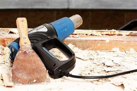 decaper un mur exterieur peint comment d 233 caper de la peinture