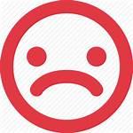 Sad Negative Smiley Unhappy Icon Face Emotion