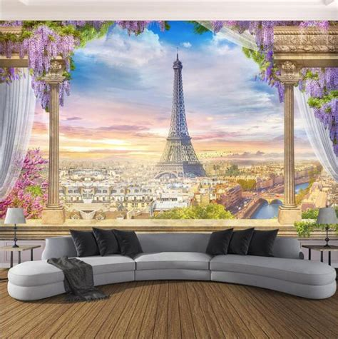 Living Room Restaurant Rome by Custom Any Size Photo Wallpaper 3d Stereo Rome Column