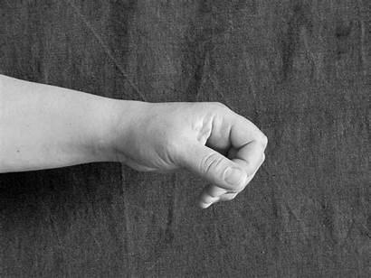Hold Ukulele Hand Left Fist Finger Loose