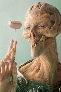 ugly aliens | A Matter of Scale