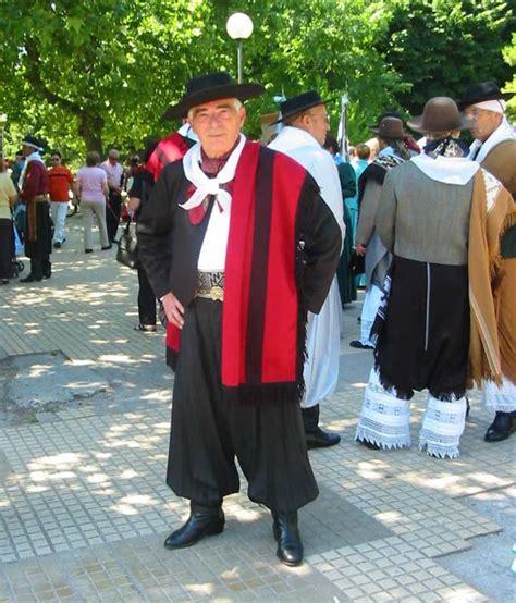 traje tipico de uruguay hombre trajes tipicos y