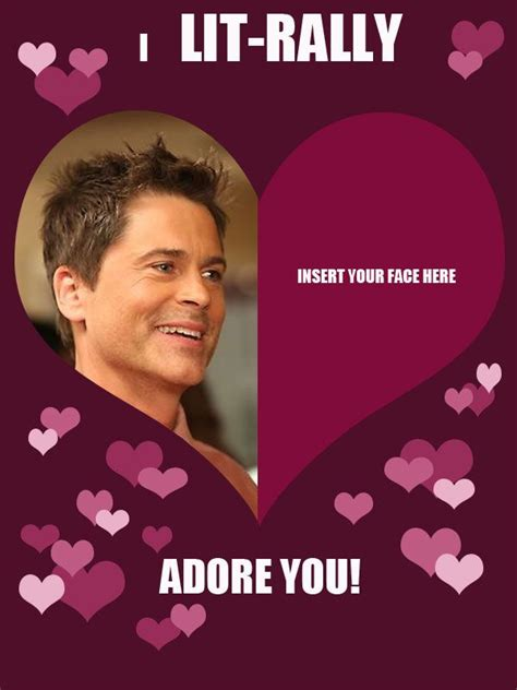 Valentines Cards Memes - 16 best valentine s cards images on pinterest parks and recreation valentine day cards and