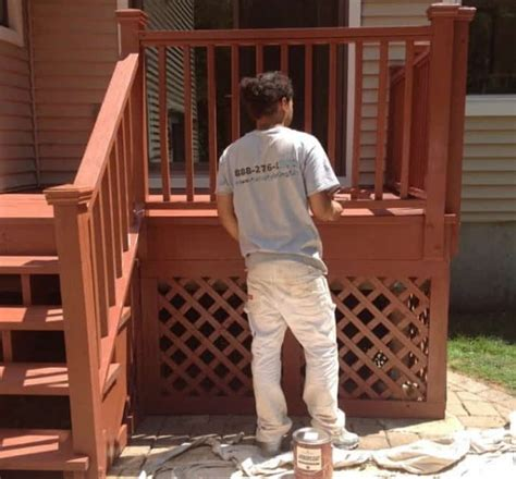 wood cleaner  decks cedar siding eco paint