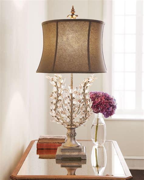 upside  crystal lamp    images bedside