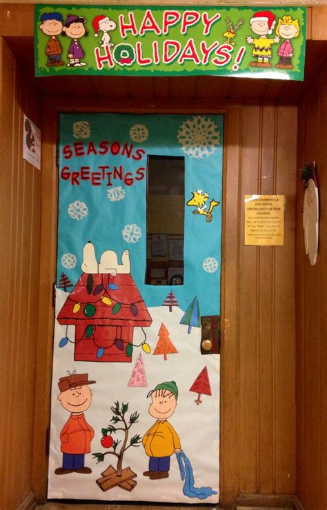 Snoopy Classroom Door Decorations by 11 Best Brown Images On