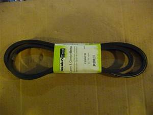 New Genuine Case Ingersoll Tractor Mower Belt Part Number