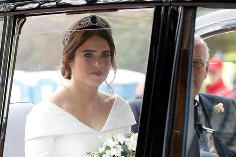 Princess Eugenie, Jack Brooksbank: Official wedding photos released