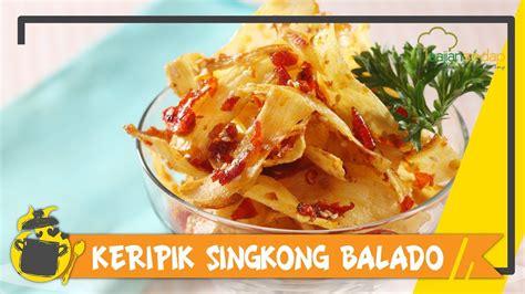 We did not find results for: Resep Keripik Singkong Balado Pedas - YouTube