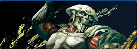 Street Fighter X Tekken Yoshimitsu Move List