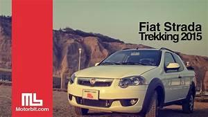 Test Drive Fiat Strada 2015