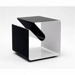 Table Bout De Canapé : table de chevet bout de canap avec porte magazine v44 m ller m belfabrikation ~ Teatrodelosmanantiales.com Idées de Décoration