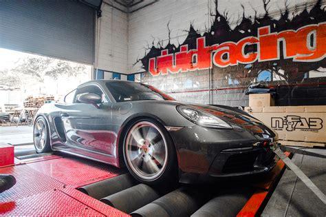 Porsche 718 Modification by Porscheboost Porsche Performance Forums Tuning