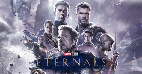 Film Eternals sa bude odohrávať po udalostiach Avengers ...