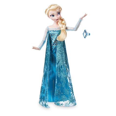 disney princess frozen elsa classic doll  ring