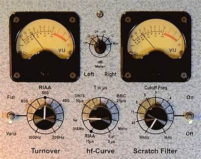 Emt Meter Vu International Audio
