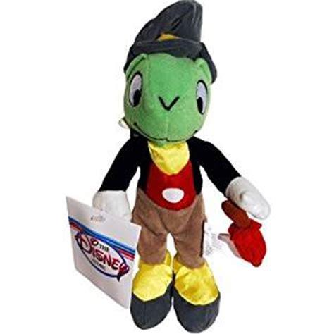 Amazon.com: Jiminy Cricket - Pinocchio - Disney Mini Bean ...