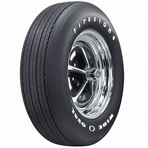 How a new firestone tire may benefit muscle and classic for How to blackout white letter tires