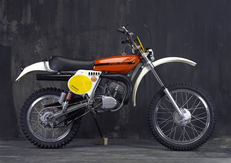 Italian Ancillotti With German Sachs-50cc-engine