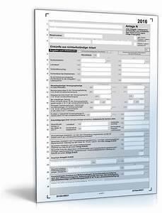 Fristverlängerung Steuer 2016 : anlage n 2016 gratis steuerformular zum download ~ Lizthompson.info Haus und Dekorationen