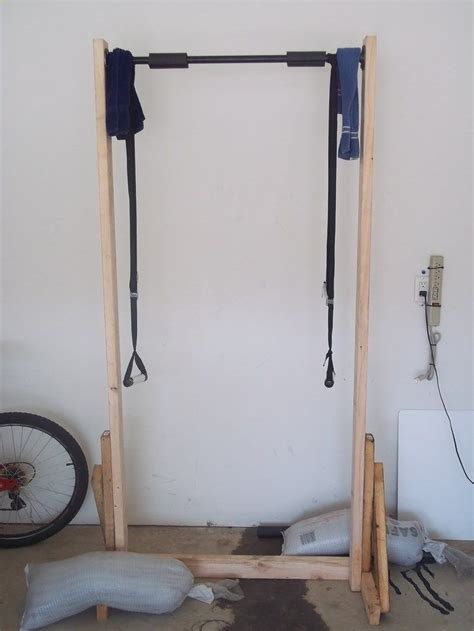 install pull up bar in garage 17 best images about pull up bar on