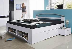 Bettgestell 180x200 Mit Schubladen : stauraumbett online kaufen otto ~ Bigdaddyawards.com Haus und Dekorationen