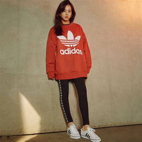 blackpink adidas korea