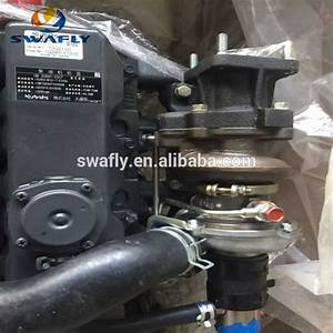 Original New Kubota Engine Assembly For V2403