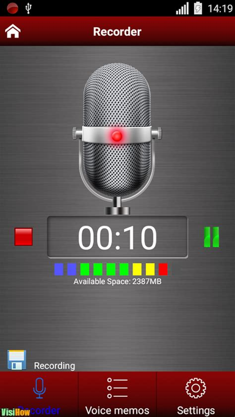 android voice recorder app voice memo apps for android green apple studio voice
