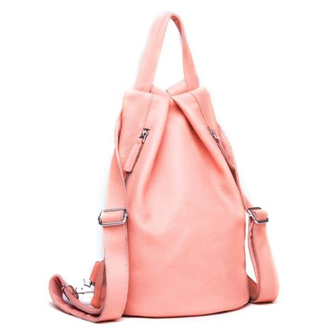 leather backpack  women ladies leather backpack purse bagswish