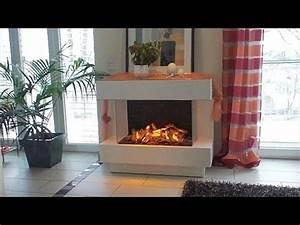 Elektrokamin 3d Flammeneffekt : elektrokamin concept nr 4 l mit integriertem feuermodul l 3d feuer mittels ~ Markanthonyermac.com Haus und Dekorationen