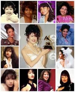 Selena Quintanilla Perez Family