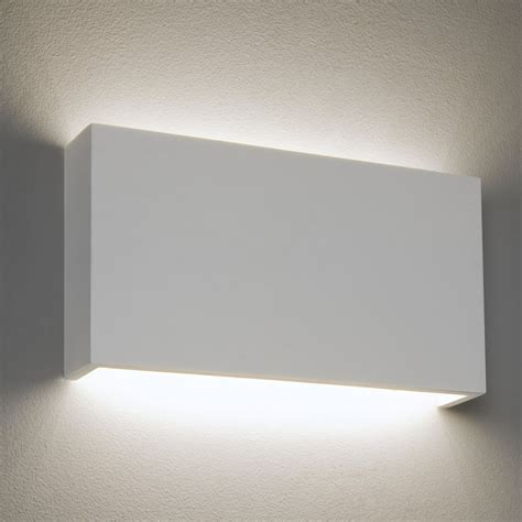 astro lighting 7172 led 325 dimmable plaster wall light