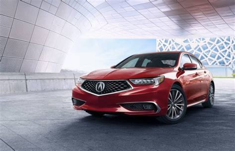 acura tlx redesign specs price release date engine