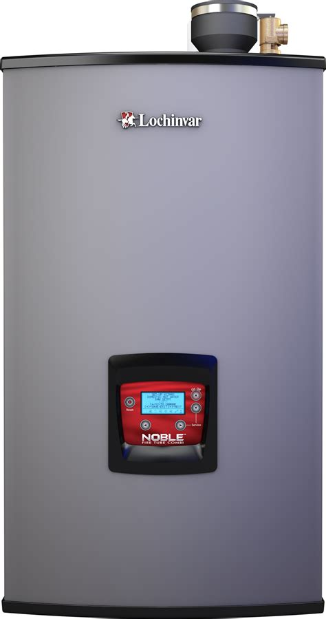 lochinvars noble fire tube combi boiler commercial construction
