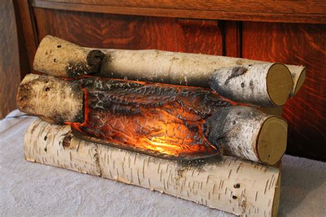 Start Using Fake Fireplace Logs And Go Green! Fireplace