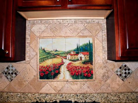 mural tiles for kitchen decor new mexico tile murals tedx designs the adorable of 7052