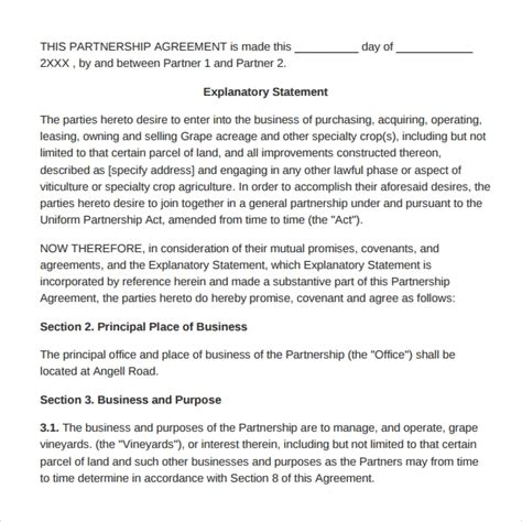 sample buy sell agreement templates sample templates