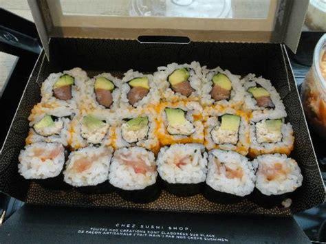 cours de cuisine gastronomique lyon un choix photo de sushi shop lyon tripadvisor