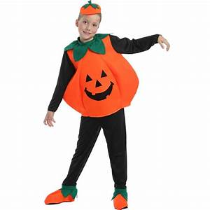 Halloween Kostüm Kürbis : pumpkin k rbis kost m f r kinder ~ Frokenaadalensverden.com Haus und Dekorationen
