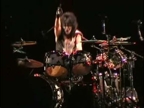 kiss  years peter criss drum solo virginia