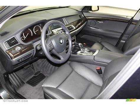 2018 Bmw 5 Series 550i Gran Turismo Interior Photos