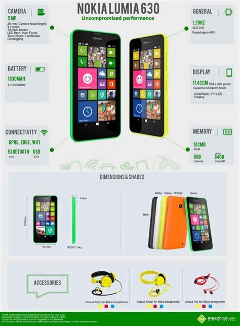 nokia lumia 630 uncompromised performance