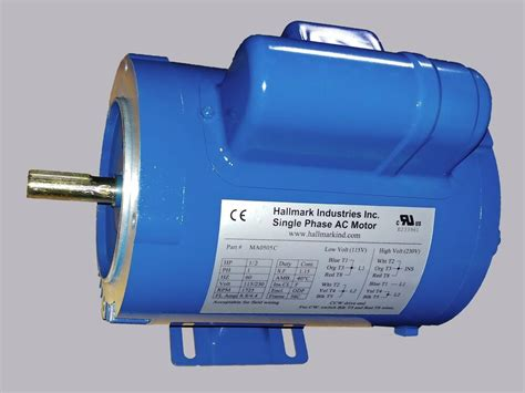 Ac Motor by Ac Motor 1 2hp 1725rpm 1ph 115v 208 230v 56c Odp
