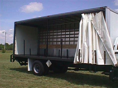curtainside quality truck bodies repair inc