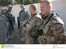 Danish Soldiers In Iraq Editorial Photo Image 20735961