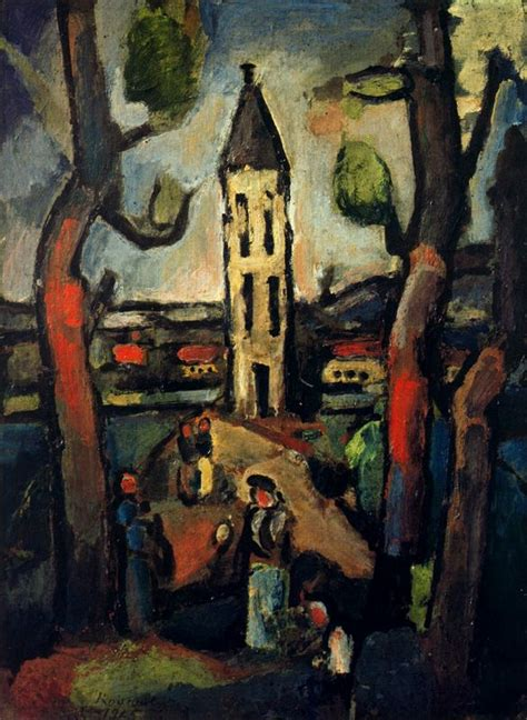 painting  georges rouault artist georges rouault paintings